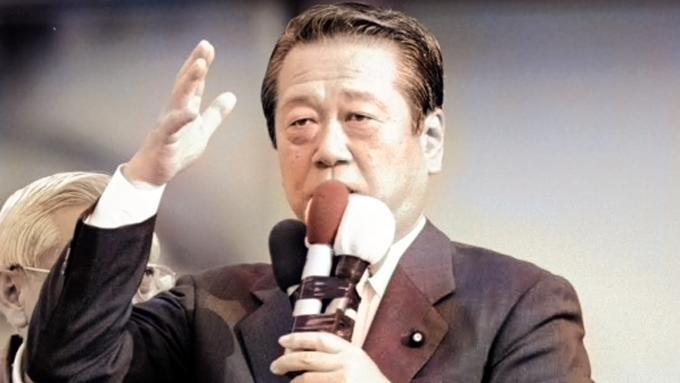 自由党の小沢代表、国民民主党に苦言も〜GW明けの野党の動きに注目