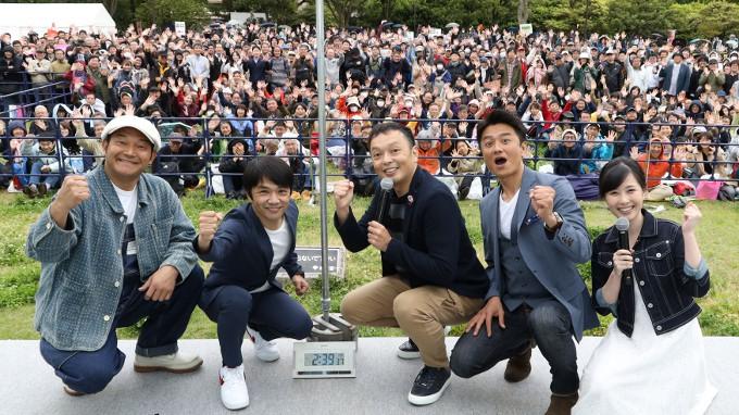 ニッポン放送のリスナー感謝イベント、初日から大盛況! 「ラジオパーク in 日比谷2019」