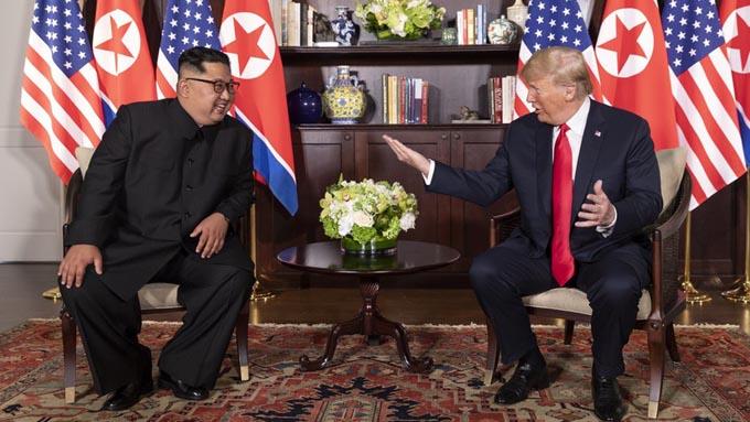 トランプ大統領は北朝鮮にすべての核兵器引き渡しを要求していた