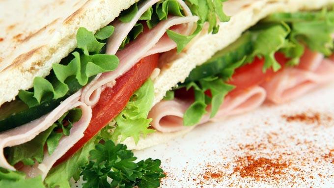あなたはサンドイッチの種類を言えますか?