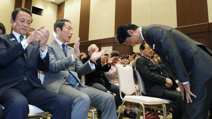 統一地方選挙~福岡・島根の自民推薦敗北がどう影響するか