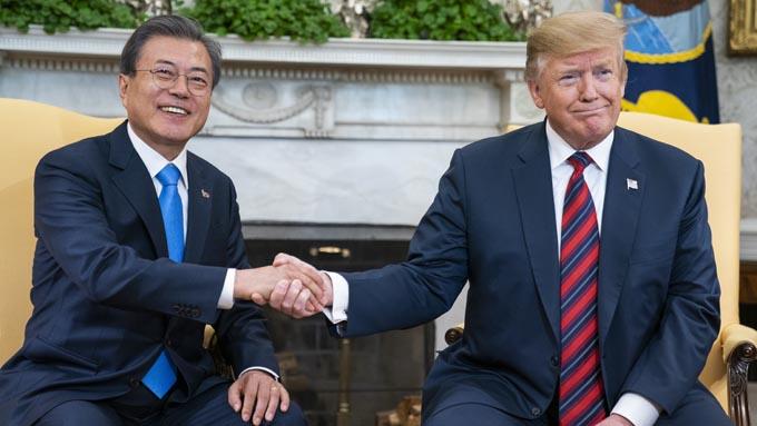 米韓首脳会談~韓国が米との関係を維持することは難しい