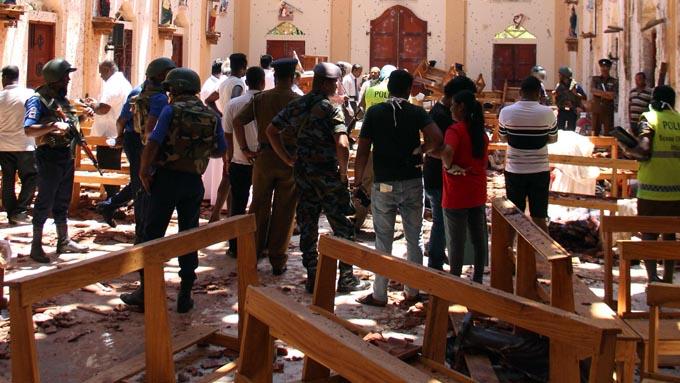 スリランカのテロ~背後にはISの存在か