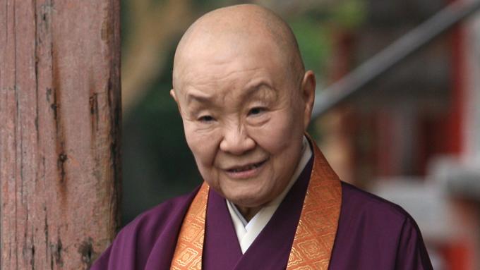瀬戸内寂聴 女性は60歳から生きてきた自信が顔を美しく見せる