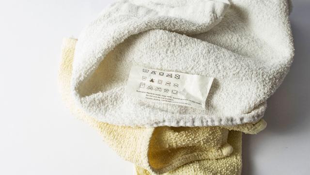洗濯表示についている点は何を表しているの?