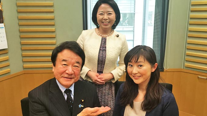 参議院議員・青山繁晴が語る虐待問題について