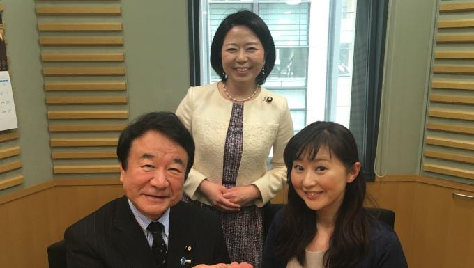 参議院議員・青山繁晴 子供に親の背中を見せる!