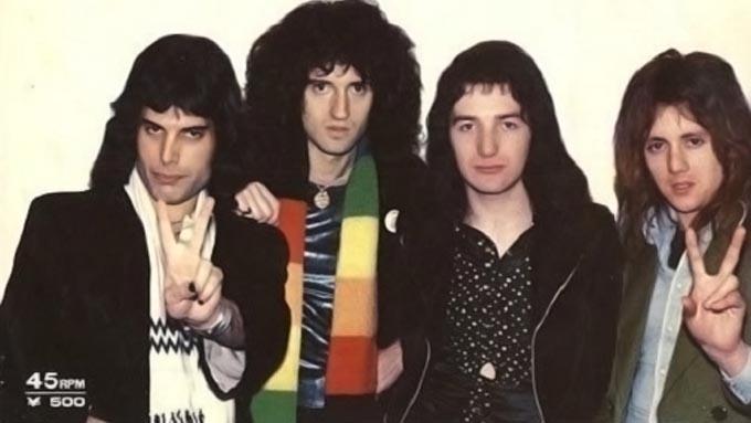1975年5月10日クイーン「誘惑のロックン・ロール」がオリコン7位を記録~日本でのオープニングを飾った曲