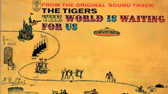 ロングセラーを記録したザ・タイガース初主演映画のサントラ・アルバム『世界はボクらを待っている』