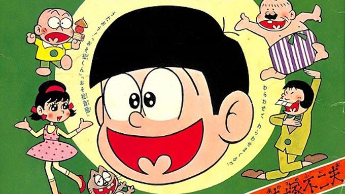 """『おそ松くん』から『おそ松さん』への50年~5月24日は、あの""""6つ子""""の誕生日"""