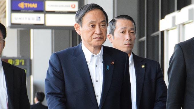 菅官房長官訪米が意味する日本の官房長官の重要さ