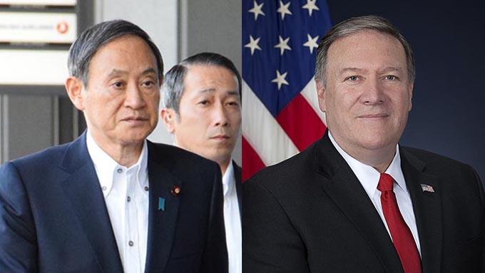 菅官房長官訪米~アメリカの認識は「ポスト安倍」