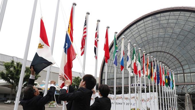 G20大阪サミット開幕~米中問題の他に注目されること