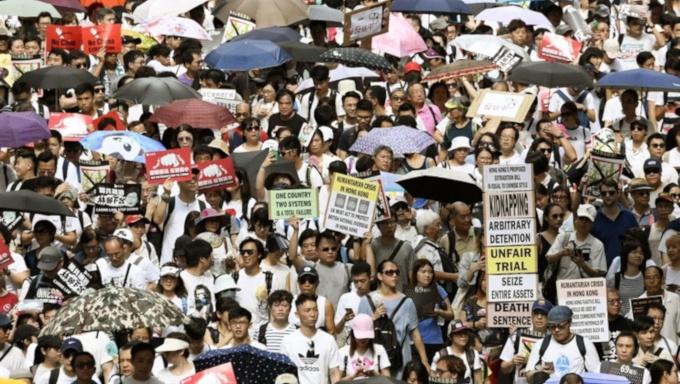 逃亡犯条例改正に反対デモ~香港で何が起きているのか