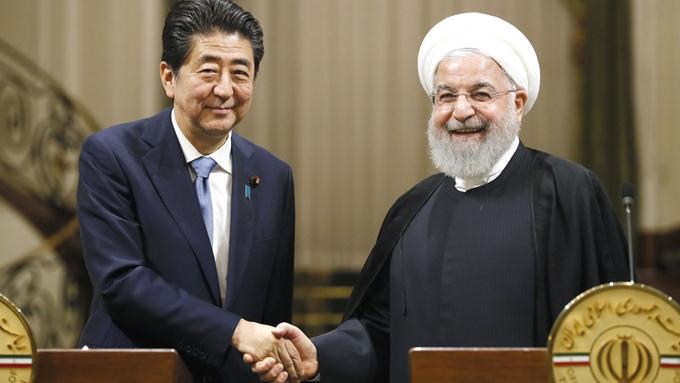 日本がアメリカとイランの仲介役をした歴史的な理由