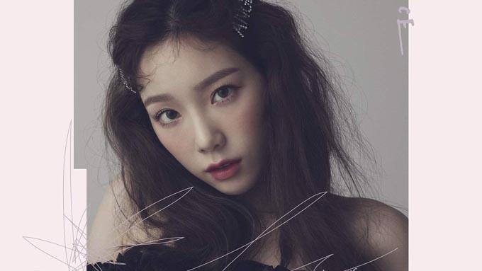 テヨンのNewアルバム『VOICE』がランキング1位を獲得