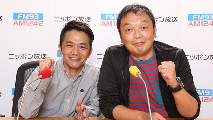 中川家がラジオ生放送で披露した即興ミニコントとは?