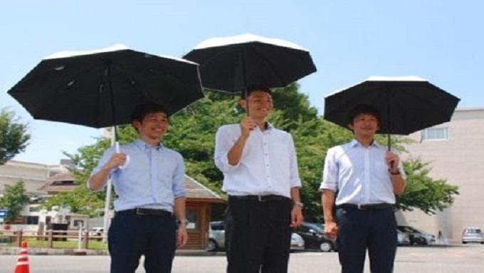 埼玉県庁の「日傘男子広め隊」とは?