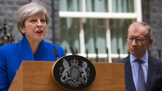 メイ首相辞任後~イギリスはどうなるのか