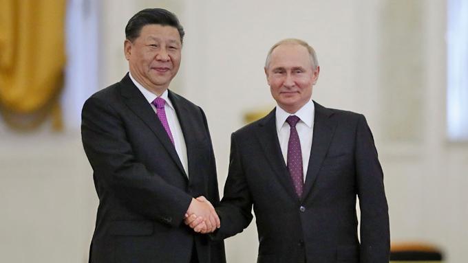 中国とロシアが国交樹立から70年~それでも脆弱な両国の関係