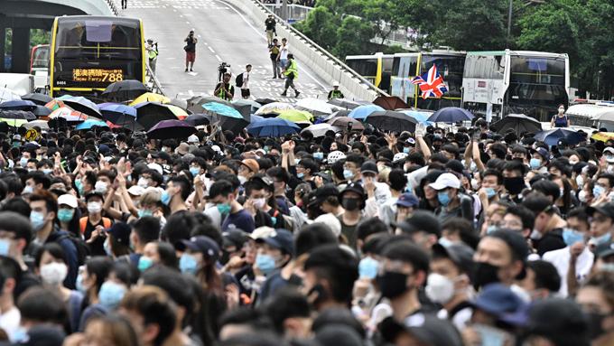 香港デモ~民意を反映していない香港議会
