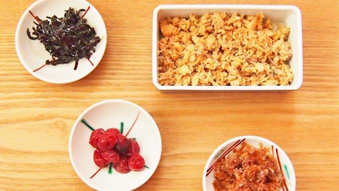 佃煮が伝統的な和食になった理由
