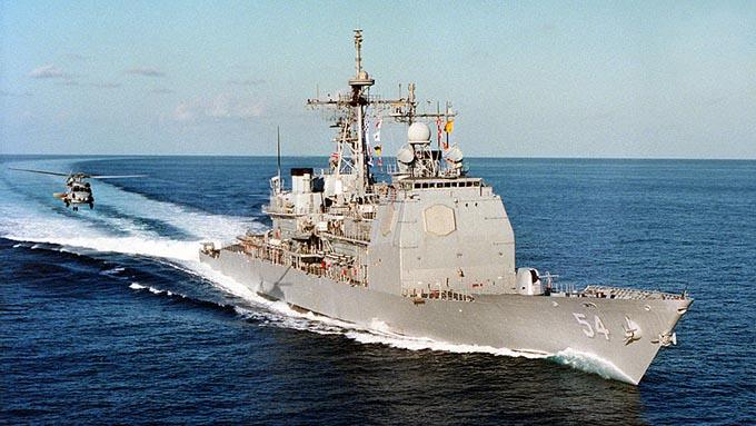 アメリカの巡洋艦が台湾海峡通過~台湾を巡る米中それぞれの思惑