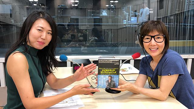 プロボディデザイナーが戸田恵子に伝授する「睡眠の質を上げる方法」
