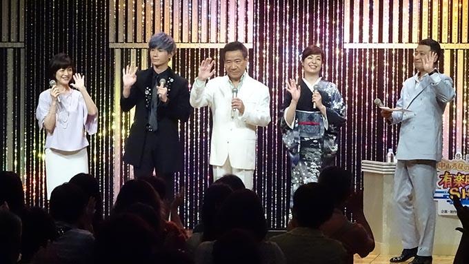 瀬口侑希、コンサートのゲストにテツandトモ! なんでだろう?