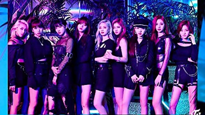 TWICEのシングル『Breakthrough』『HAPPY HAPPY』が1位・2位を独占!