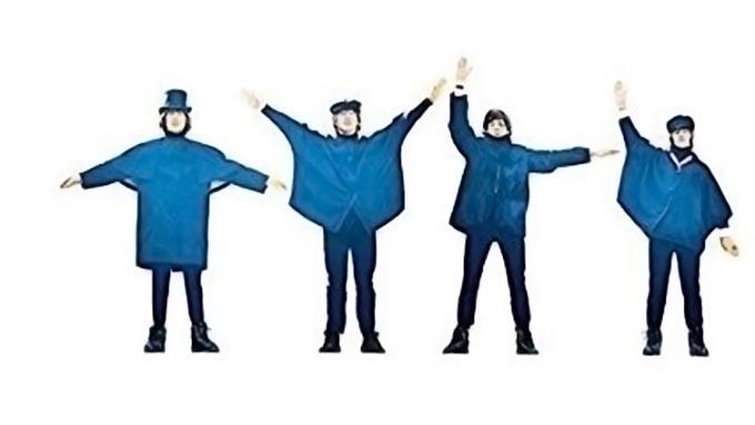 1965年7月23日、ザ・ビートルズの「ヘルプ!」がイギリスでリリース