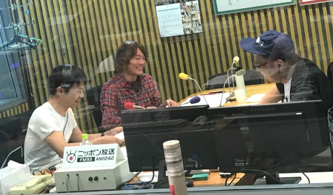 中川家の剛と礼二が農家へお手伝いに行った原田龍二と生中継!