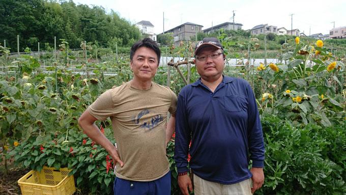俳優・原田龍二でも農業を始めることは出来るのか!?