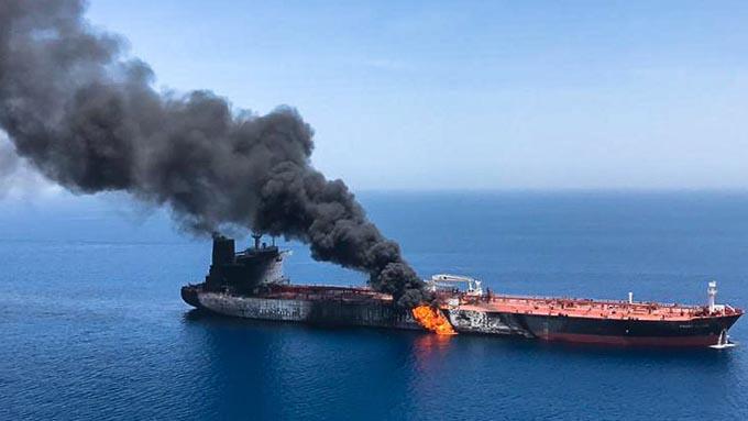 アメリカがイラン沖で有志連合結成へ~日本の警戒していたことが現実に