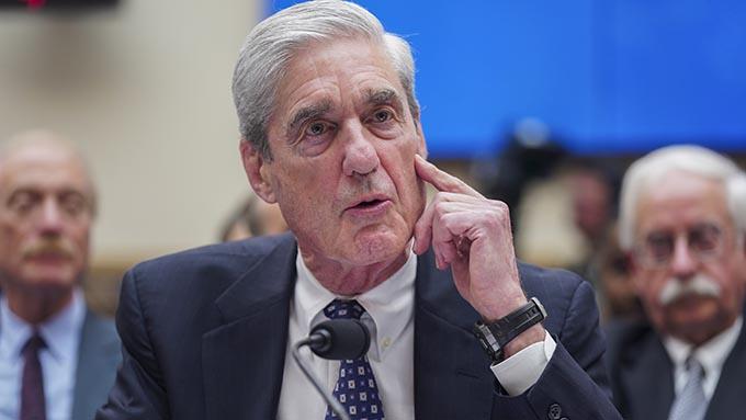 モラー氏が初の議会証言~ロシア疑惑でトランプ大統領が弾劾されることはない