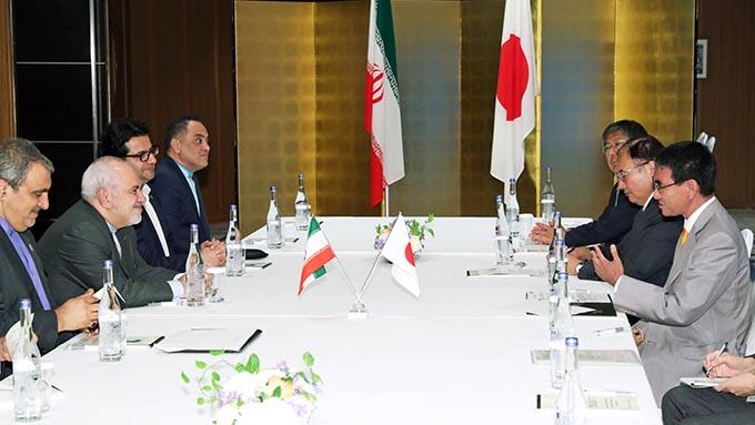 安倍総理とザリフ外相が会談~日本が外交的に有利になるチャンス