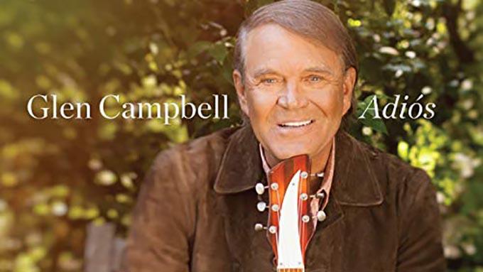 本日8月8日はアメリカを代表するポップ・カントリー・シンガー、グレン・キャンベルの命日