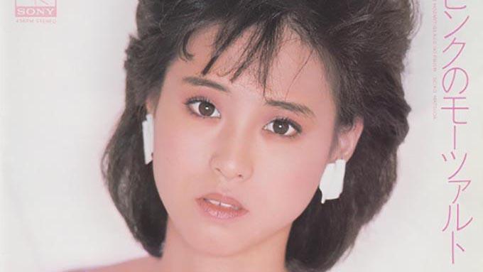 1984年8月13日、松田聖子「ピンクのモーツァルト」がオリコン1位を獲得