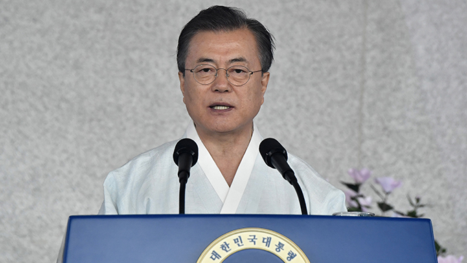 文在寅大統領が日本へ「対話による解決」を呼びかけた理由