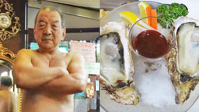 86歳の店主が筋肉パフォーマンスも魅せるレストランとは?
