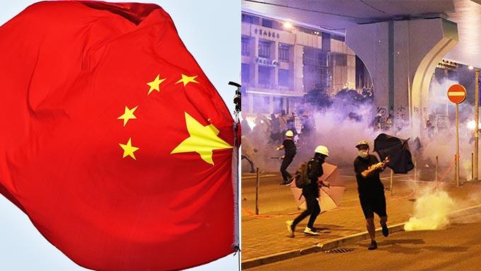 """香港デモ~中国が目論む""""軍事力を使わずに制圧する方法"""""""