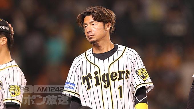 阪神・矢野監督が鳥谷をベンチに置き続ける2つの理由