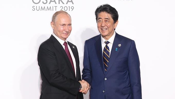 北方領土問題~ロシアがここへ来て日本に強気なワケ