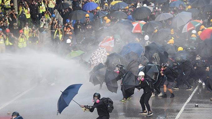 香港デモが本格化から100日~日本の国会は何をやっているのか