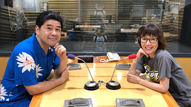戸田恵子も感心 垣花正が語った名馬・ディープインパクトにまつわるドラマ