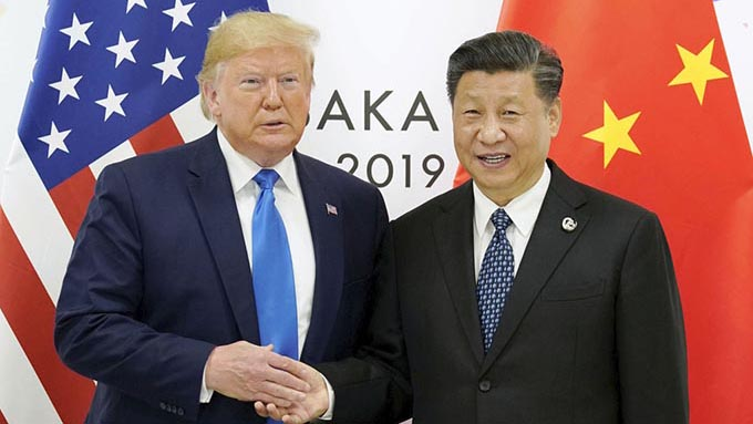 アメリカ政権が交代しても米中関係は変わらない―その理由