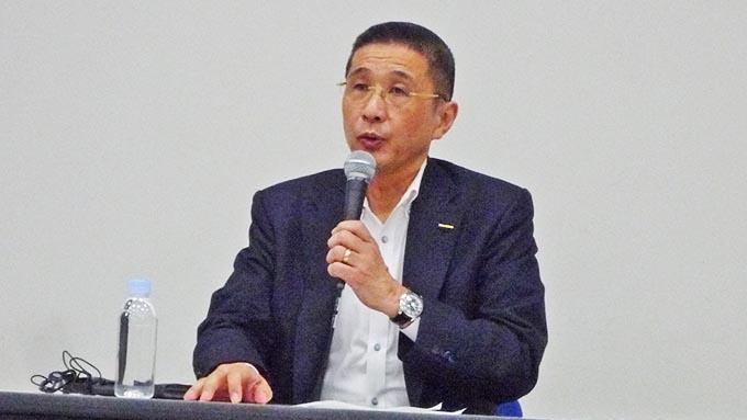 日産・西川社長辞任決まる いかにも日本的な辞任劇…