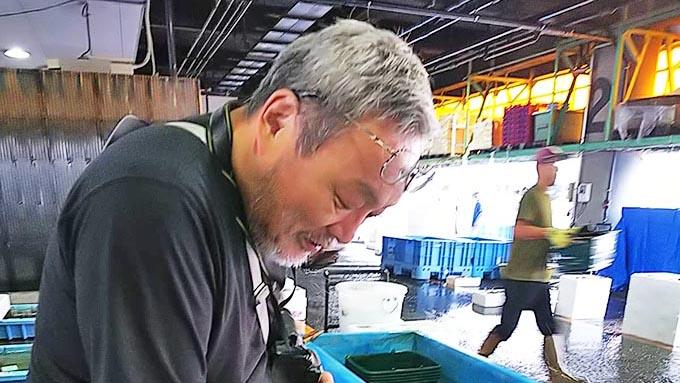 福岡での高級魚「あぶってかも」の名前の由来