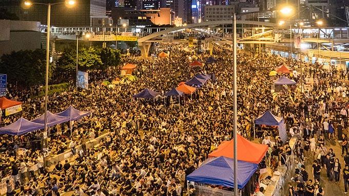 香港デモの一次情報は周庭(アグネス・チョウ)氏のツイッターで