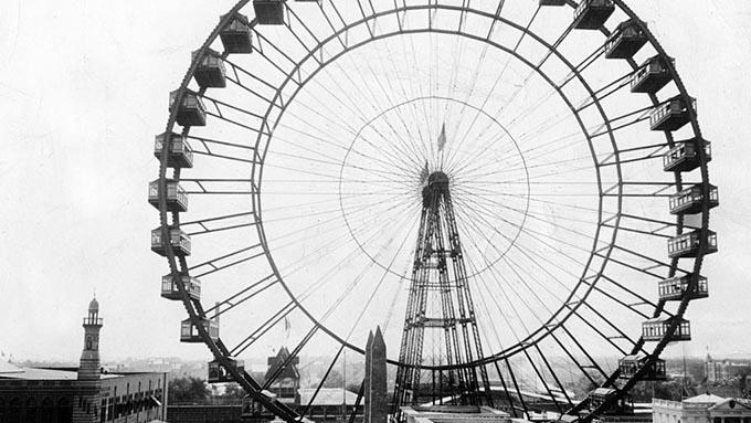 世界初の電動観覧車は、何のために作られたのか